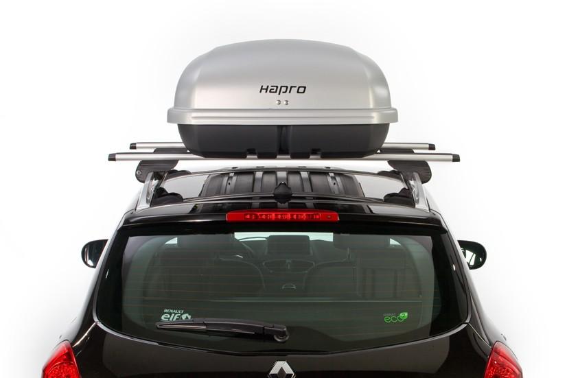 Autoboxy HAPRO Autobox HAPRO Roady 450 - doprava zdarma NOSICE NA AUTO STRESNI NOSICE NOSICE LYZI NOSICE LYZI NA AUTO