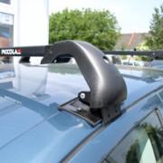 Střešní nosiče Škoda Octavia II combi, r.v. 05-13 - zamykatelný - DOPORUČUJEME