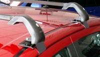 Střešní nosiče Chevrolet Aveo hatchback 5dv., r.v. 11-xx - zamykatelný - DOPORUČUJEME