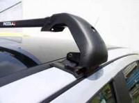Střešní nosiče Nissan Qashqai r.v. 2007-2014 - zamykatelný