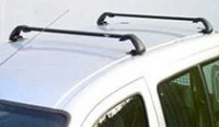 Střešní nosiče Peugeot Partner, r.v. 97-08 - zamykatelný - 1 tyč