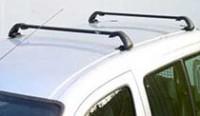 Střešní nosiče PICCOLA Peugeot Partner, r.v. 97-08 - zamykatelný - 2 tyče - DOPORUČUJEME