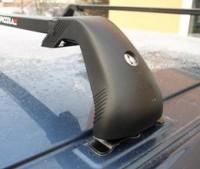 Střešní nosiče Peugeot Partner, r.v. 08-xx - zamykatelný