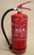 Práškový hasicí přístroj P6Če - 6 kg