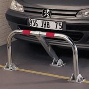 Parkovací zábrana - sklopný rám, typ U98