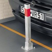 Parkovací zábrana - sklopný kolík