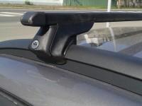 Střešní nosiče PICCOLA Seat Altea XL + Freetrack, r.v. 2006-... - zamykatelné