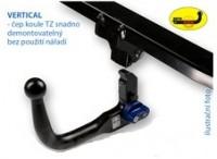Tažné zařízení HAK pro Ford Focus HB, r.v. 04-11 - vertikální bajonet