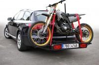 Nosič motorek na tažné zařízení HAKR MOTO