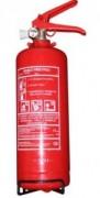 Práškový hasicí přístroj P2Če - 2 kg