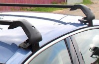 Střešní nosiče Nissan Qashqai r.v. 2014-... - zamykatelný