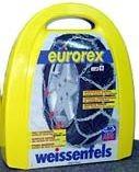 Sněhové řetězy Weissenfels Eurorex - velikost 04, rozměr pneumatiky 165/70 R13 - VÝPRODEJ