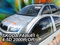Ofuky Škoda Fabia I, 2000-..., přední