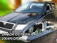 Ofuky Škoda Octavia II ltb, 2004-2013, přední+zadní
