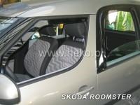 Ofuky Škoda Roomster, 2006-..., přední+zadní