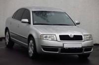 Ofuky Škoda Superb I, 2002-2010, přední