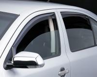 Ofuky Škoda Superb II sedan, 2008-..., přední+zadní