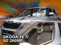 Ofuky Škoda Yeti, 2009-..., přední+zadní