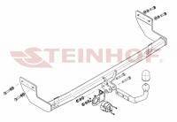 Tažné zařízení STEINHOF Hyundai ix20, r.v. 2010 - ... - pevné
