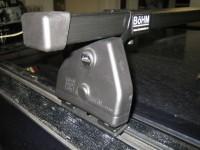 Střešní nosič FORD Focus II 5dv., Combi s T-drážkou, r.v. 04-xx - zamykatelný