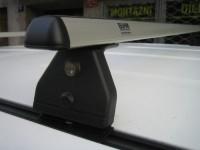 Střešní nosiče Ford Focus II Combi s T-drážkou, r.v. 04-10 - alu zamykatelný