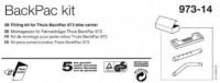 Montážní sada nosiče THULE BackPac 973-14