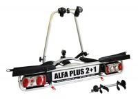 Nosič kol WJENZEK ALFA Plus 2+1 + SPZ, doprava a 3x reflexní náramek ZDARMA - DOPORUČUJEME