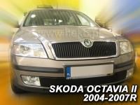 Zimní clona chladiče Škoda Octavia II, r.v. xx-07 - spodní