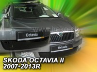 Zimní clona chladiče Škoda Octavia II facelift, r.v. 07-13 - spodní