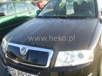 Zimní clona chladiče Škoda Superb I, r.v. 00-08